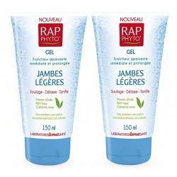 rap phyto gel jambes légères 2 x 150 ml