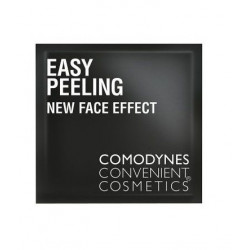 comodynes easy-peeling new face effect 8 lingettes