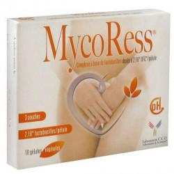 mycoress 10 gélules vaginales