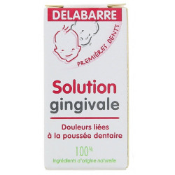 DELABARRE SOLUTION GINGIVALE 15 ML