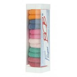 finger bob 6 bandages couleurs