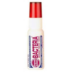 zero bacteria spray antibactérien 25 ml