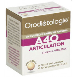 a40 articulation 40 orogranules