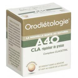a40 cla régulateur de graisse 40 orogranules