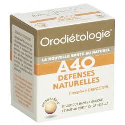 a40 défenses naturelles 40 orogranules
