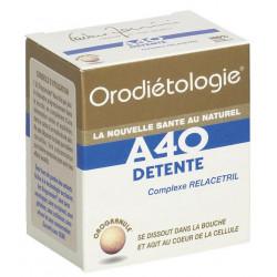 a40 détente 40 orogranules