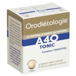 a40 tonic 40 orogranules