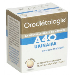 a40 urinaire 40 orogranules