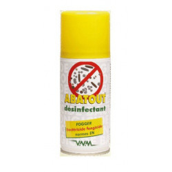 abatout désinfectant fogger 210 ml