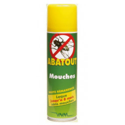 ABATOUT LAQUE ANTI-MOUCHES 335 ML