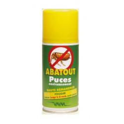 abatout laque anti-puces environnement fogger 210 ml