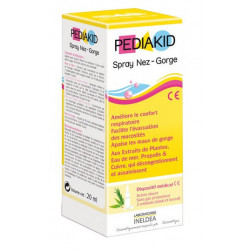 Pediakid Spray Nez - Gorge 20 ml