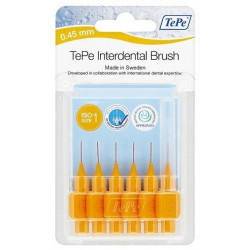 Tepe Interdental Brosse Interdentaire 0.45 mm