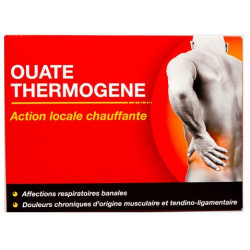 ouate thermogene 60 g