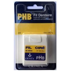 phb fil dentaire ciré