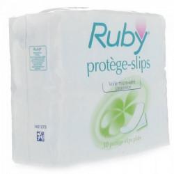 ruby 30 protège-slips pliés