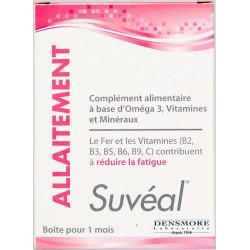 suvéal allaitement 30 capsules