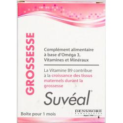 suvéal grossesse 30 capsules