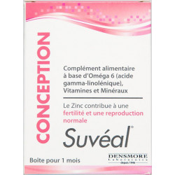 suvéal conception 30 gélules