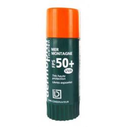 dermophil indien stick lèvres mer montagne spf 50+ 4 g