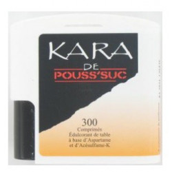 kara pouss' suc 300 comprimés