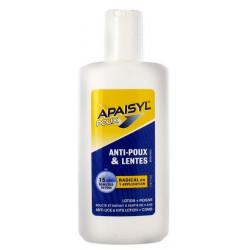 apaisyl poux anti poux & lentes 200 ml