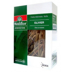 médiflor infusion olivier