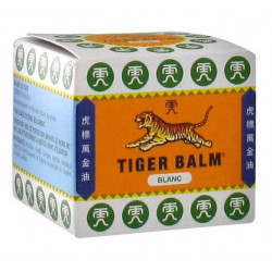 tiger balm baume du tigre blanc 19 g