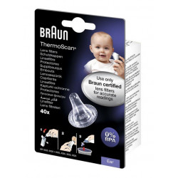 braun thermoscan embouts