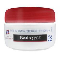 neutrogena baume lèvres réparation immédiate 15 ml