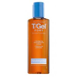 neutrogena t/gel fort shampooing démangeaisons sévères 125 ml