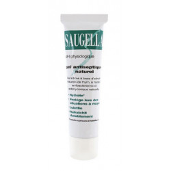 saugella gel antiseptique naturel 30 ml