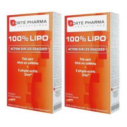 forté pharma 100% lipo 2 x 30 gélules