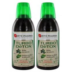 forté pharma turbodétox 2 x 500 ml