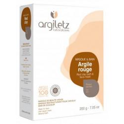 ARGILETZ ARGILE ROUGE ULTRA-VENTILÉE 200 G