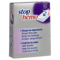 stop hémo compresses