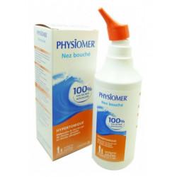 physiomer hypertonique nez bouché 135 ml