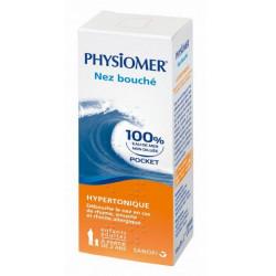 physiomer hypertonique nez bouché 20 ml