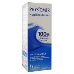 physiomer jet dynamique hygiène du nez 135 ml