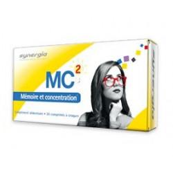 synergia mc2 30 comprimés