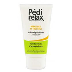 pédi relax crème hydratante pieds secs et très secs 75 ml