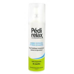 pédi relax spray fraîcheur instantanée 125 ml