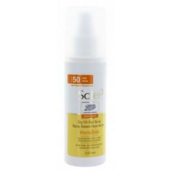Solei Spray Solaire Huile Sèche Invisible SPF 50 125 ml