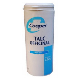 COOPER TALC OFFICINAL 120 G