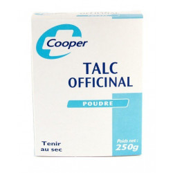 COOPER TALC OFFICINAL 250 G