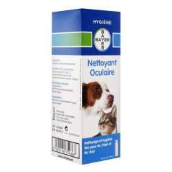 bayer nettoyant oculaire 100 ml
