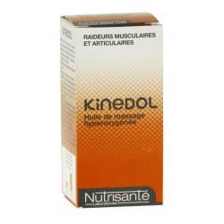 nutrisanté kinedol huile de massage hyperoxygénée 50 ml