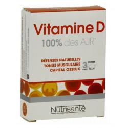 nutrisanté vitamine d 90 comprimés