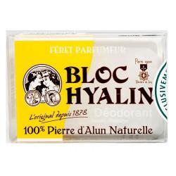 féret parfumer bloc hyalin 100 g