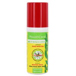 Mousticare Spray Peau Zones Infestées 75 ml